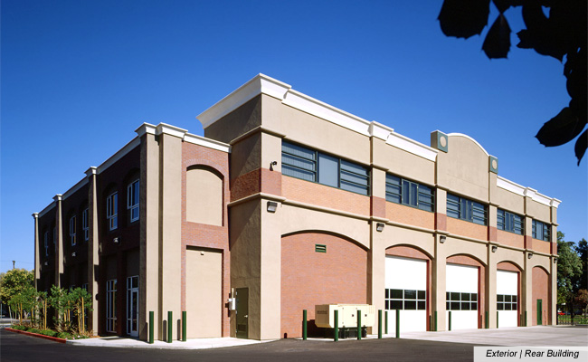 Ceres Fire Station No. 1, image 2