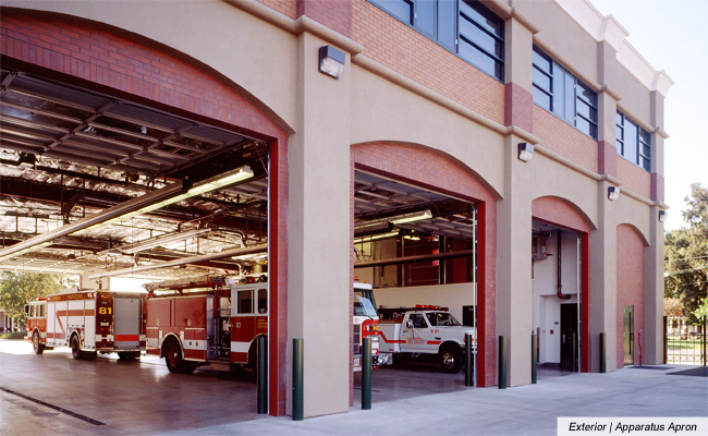 Ceres Fire Station No. 1, image 7
