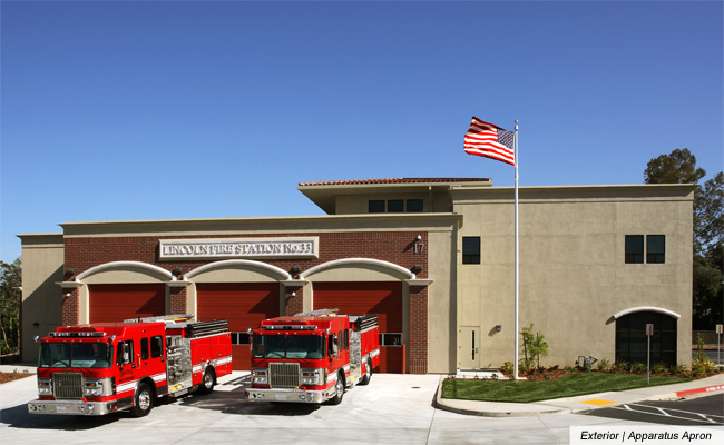 Lincoln Fire Station No. 33, image 1
