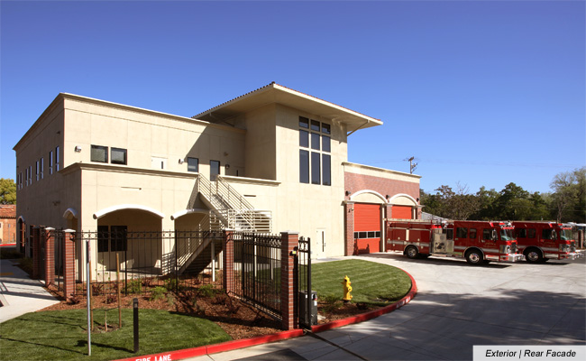 Lincoln Fire Station No. 33, image 2