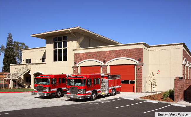 Lincoln Fire Station No. 33, image 3