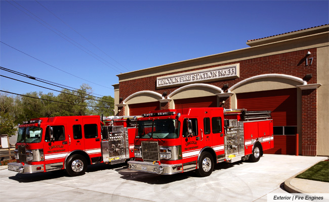 Lincoln Fire Station No. 33, image 4