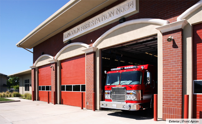 Lincoln Fire Station No. 34, image 1