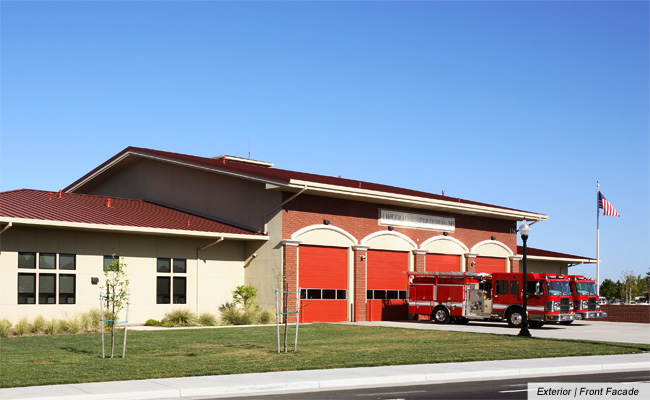 Lincoln Fire Station No. 34, image 2