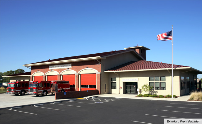 Lincoln Fire Station No. 34, image 3