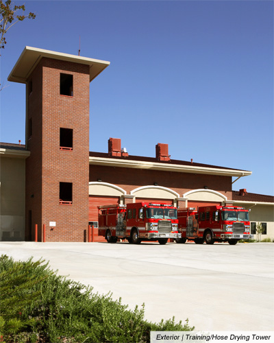 Lincoln Fire Station No. 34, image 4