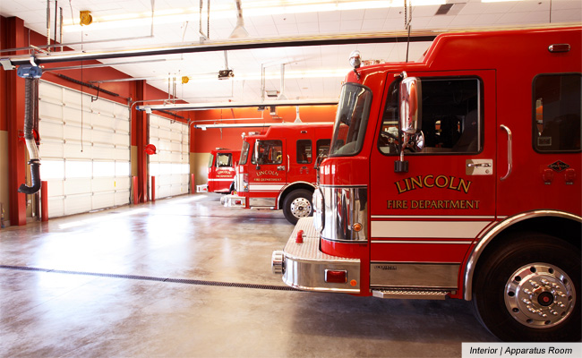 Lincoln Fire Station No. 34, image 6