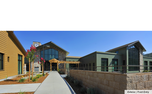 Mariposa County Human Services Center, image 2