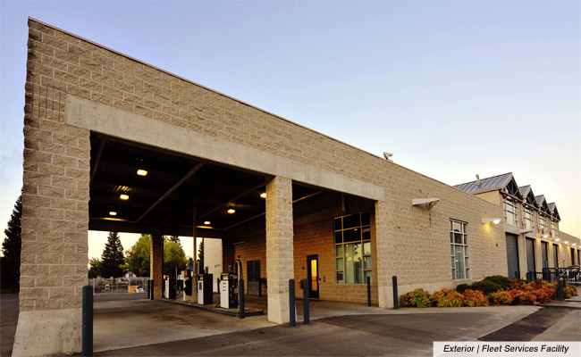 UCDMC Facilities Support Services Building, image 6
