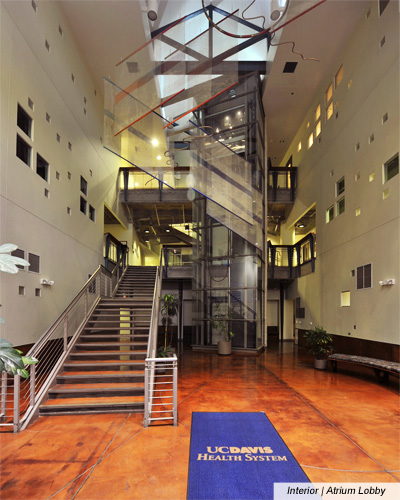 UCDMC Facilities Support Services Building, image 8